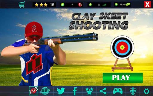 clay skeet shooting 2017 1.4 screenshots 1