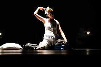 Photo: Abducted Choreographer: Michelle Brown Dancers: Michelle Brown Photo By: Stan Plewe