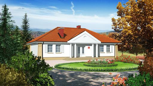 projekt Dom przy Jesionowej