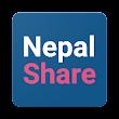 Nepal Share icon