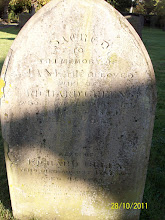 Photo: 28-Jane, wife of Richard Green, died January 4th 1864, aged 47 yearsRichard Green, died August 17th 1867, aged 46 years