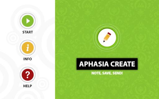 Aphasia Create 1.0.3 screenshots 1