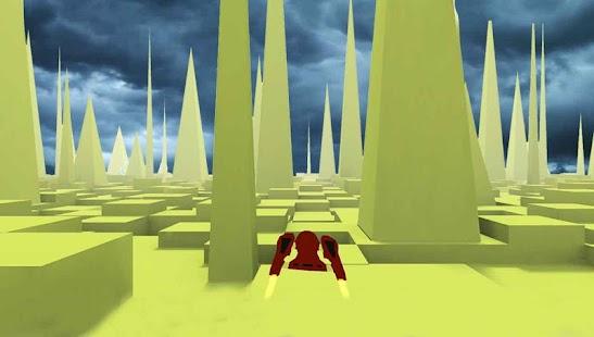 X-Racer 3D: Infinite Speed - náhled