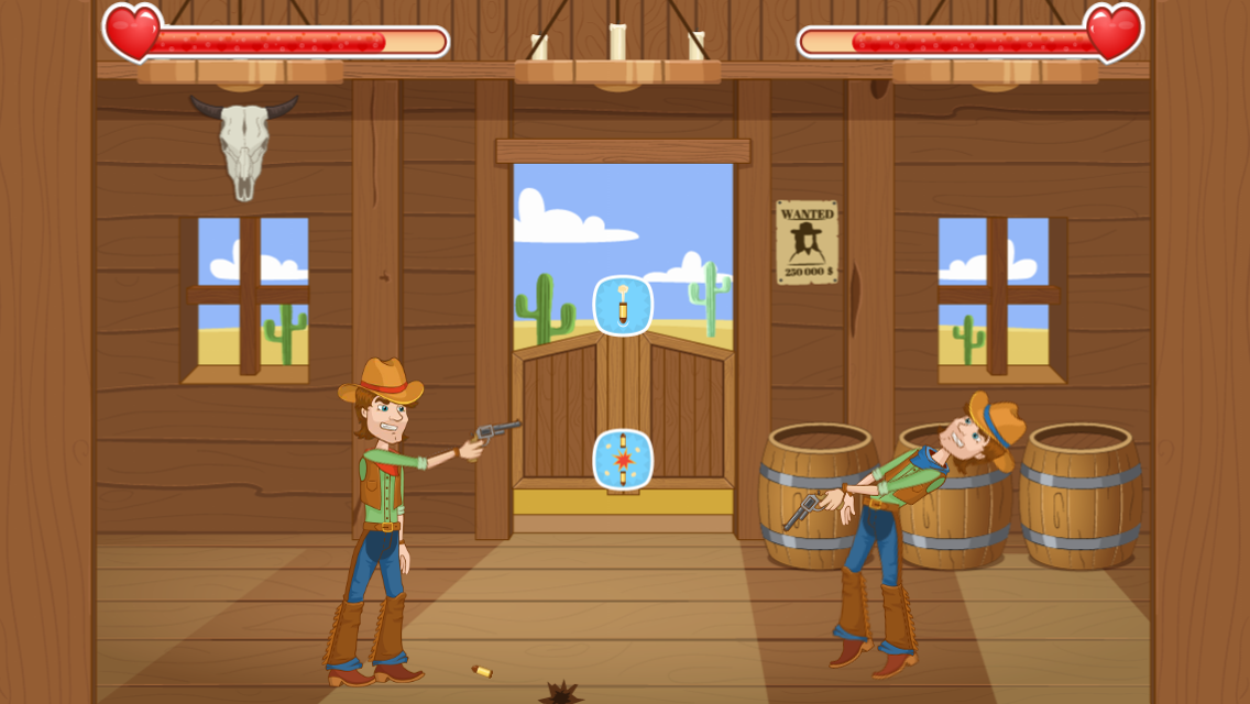 pvp Cowboys- screenshot