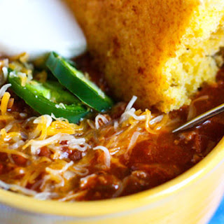 All-American Beef Chili with Beans.