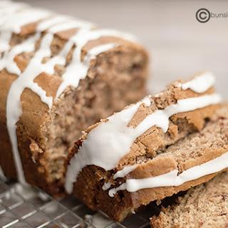 Maple Cinnamon Quick Bread
