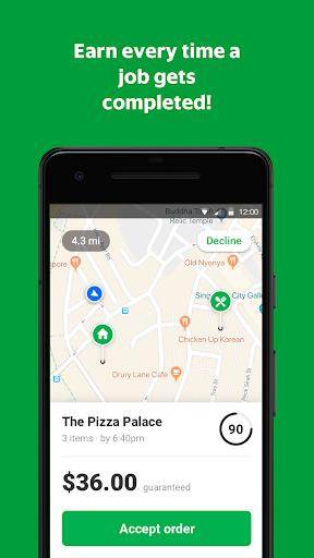 GrabFood - Driver App Apk 2