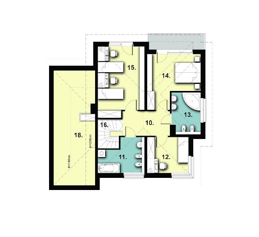 D132 - Rzut piętra
