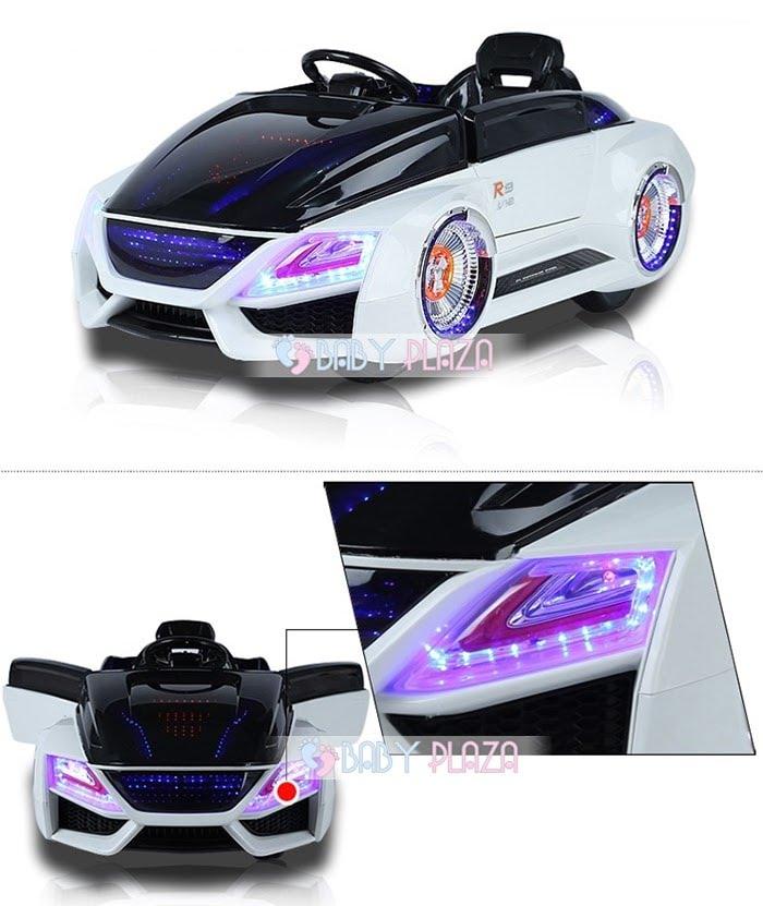 Xe hơi điện thể thao cho bé HL-988 13