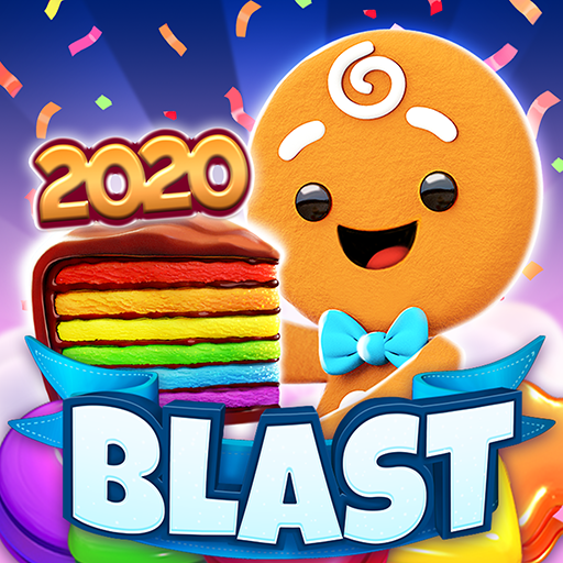 Cookie Jam Blast™ New Match 3 Game | Swap Candy Icon