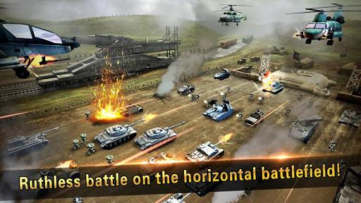 Commander Battle APK MOD – Pièces de Monnaie Illimitées (Astuce) screenshots hack proof 2