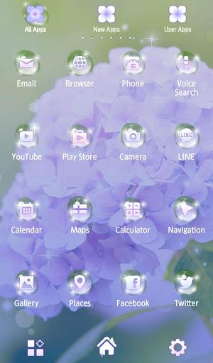 Flower Wallpaper Hydrangea 1.0.0 Windows u7528 3