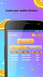 Spin Cash - win real money APK screenshot thumbnail 4