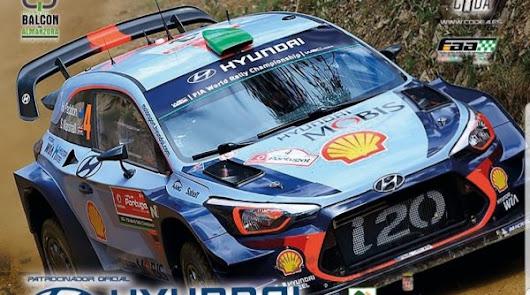 Comienza el Camponato Andaluz de Rallyes con el de Almanzora - Filabres