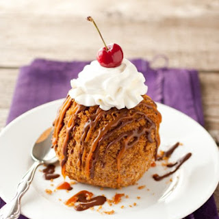 Cheaters Fried Ice Cream