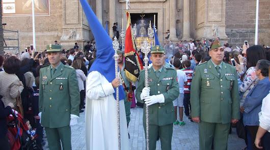 Las 87 procesiones de la Legión