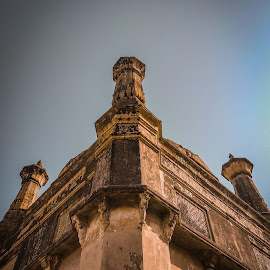 Heritage Architectural  beauty!! Dutch cemetery . by Mitul Gajera - Buildings & Architecture Public & Historical ( #heritage #architectural #architecture #beauty #beautiful #amazing #light #bright #view #perspective #shot #click #perfect #old #shotonmia1 #shine #surat #amazing )