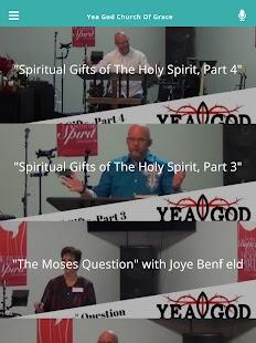 Yea God Church Of Grace - náhled