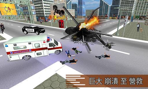救護車 拯救 模擬器 17