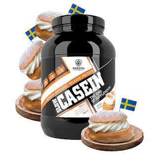 Swedish Supplements Casein
