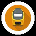 Indian Rail Train PNR status icon