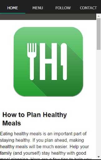 健康食品トラッカープランナー