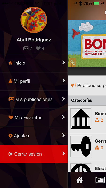Classimovil- screenshot