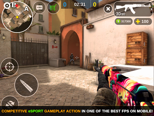 Counter Attack - Multiplayer FPS  gameplay   by HackJr.Pw 11