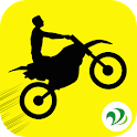 Bike Race 100 Impossible Road icon