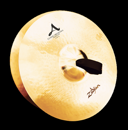 "16"" Zildjian Classic Orchestral Selection - Medium Light"