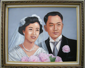Photo: Mr. & Mrs. Zhao