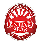 Logo for Sentinel Peak Brewing Company