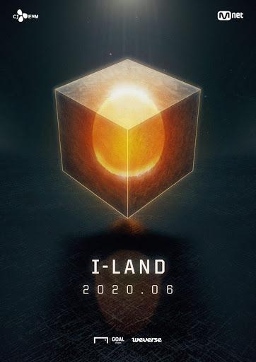 Big Hit the I-Land Project Teaser Images