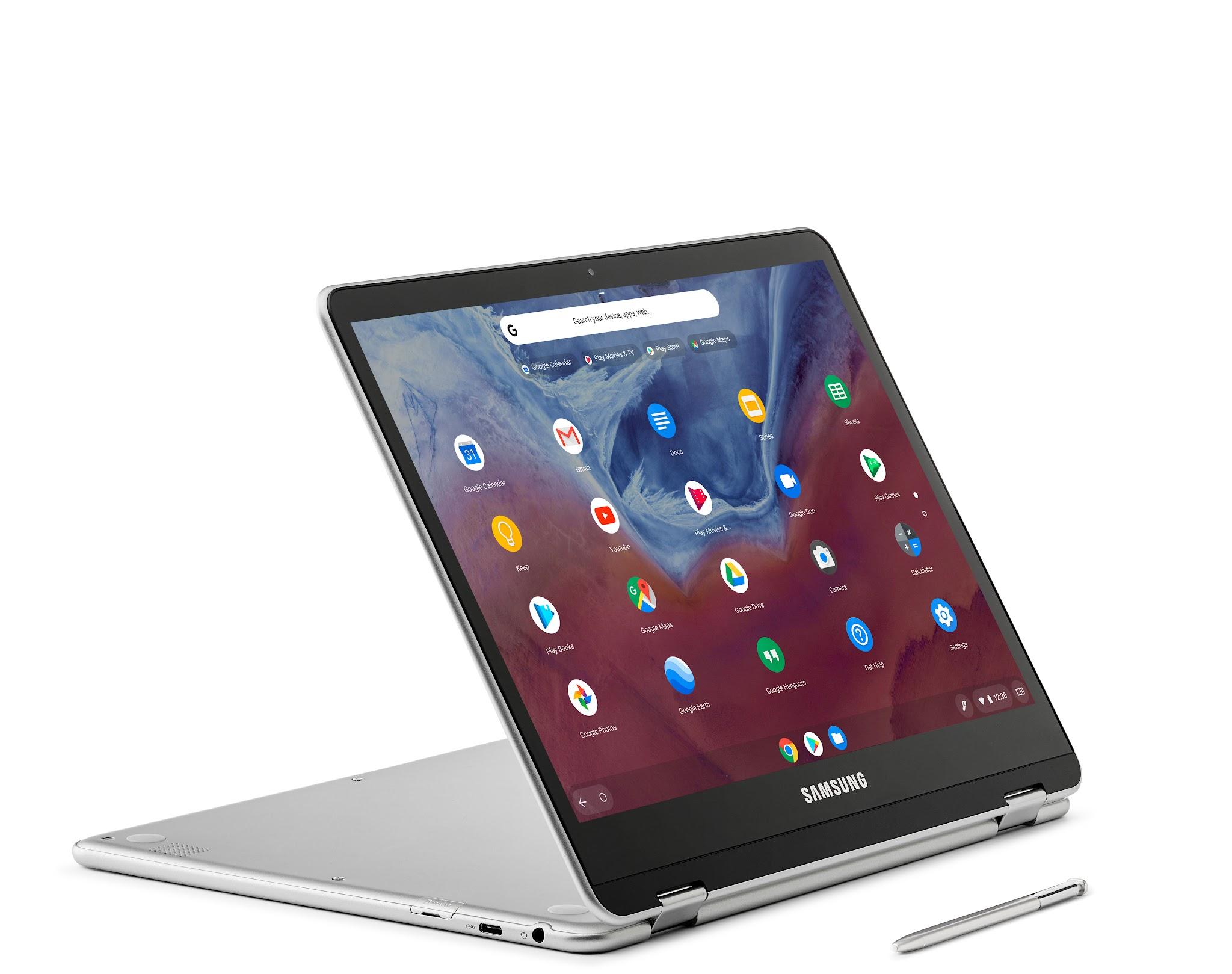 Samsung Chromebook Plus - photo 5