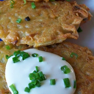 Potato Latkes I