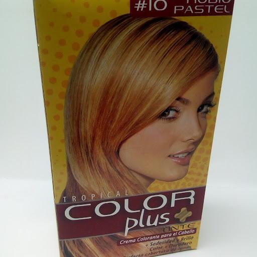 Tinte Color Plus Kit 10 Rubio Pastel