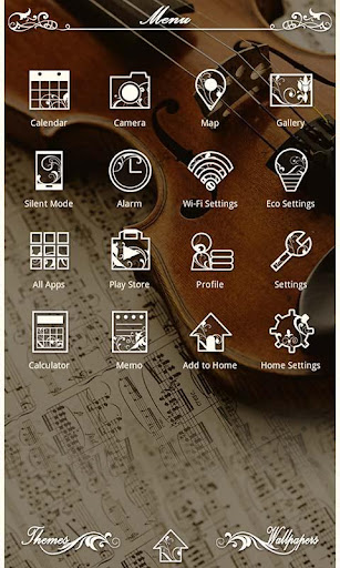 Classical Theme-Violin- 1.0.0 Windows u7528 3