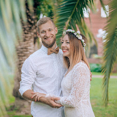Wedding photographer Nina K (ninako). Photo of 20.11.2018