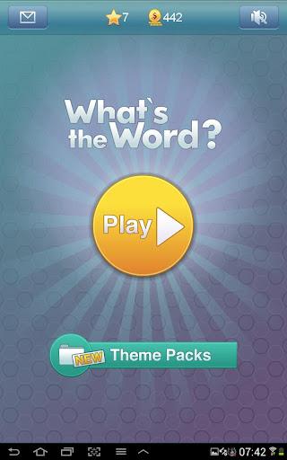 What's the Word: 4 pics 1 word screenshot 5
