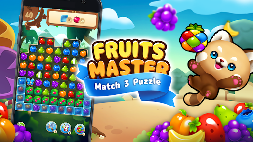 Fruits Master : Fruits Match 3 Puzzle apkpoly screenshots 19