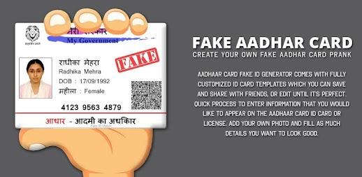 Fake ID Card Maker : Fake ID Generator APK - apkname com
