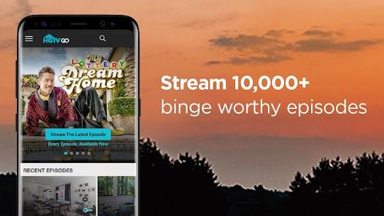 Stream Renovation & Home Improvement TV: HGTV Live – Mod APK Latest Version 1