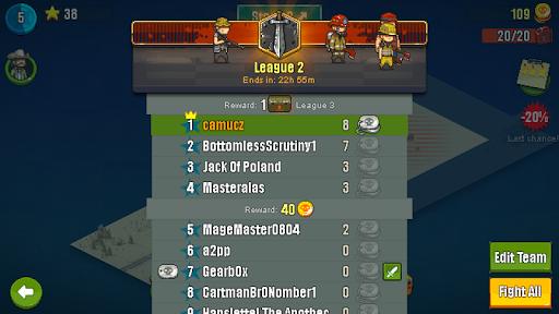 Dead Zombie: Zombie Warfare 2.5.0 screenshots 2
