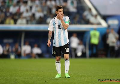 Lionel Messi, stop ou encore avec l'Argentine ?  Il répond