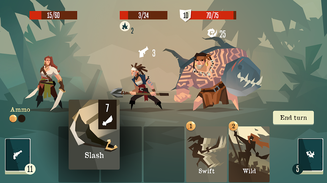 Pirates Outlaws Android App Screenshot