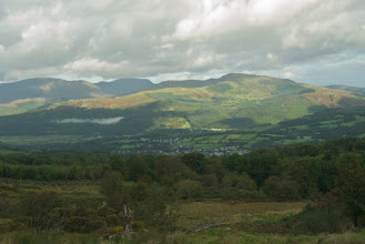 Photo: Looking back towards Dolgellau