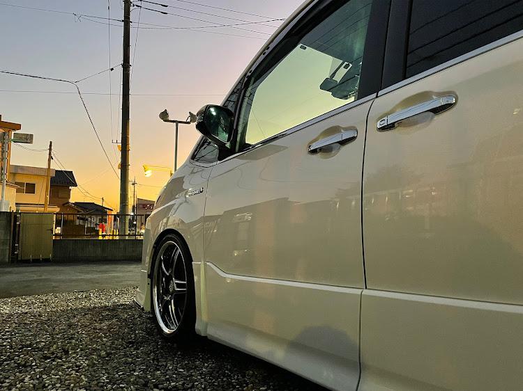 ノア ZWR80Wのシートカバー取付,クラッィオ,洗車に関するカスタム&メンテナンスの投稿画像2枚目