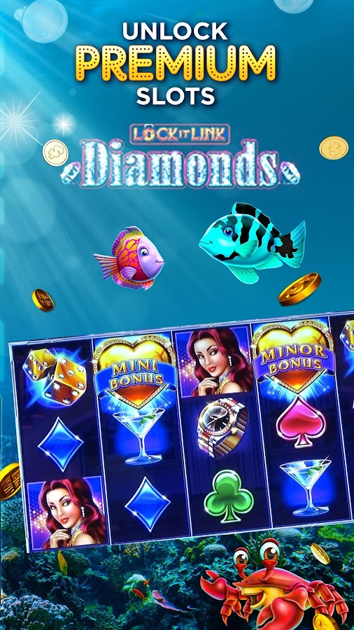 Gold fish casino free slots machines android apps on for Fish casino slot