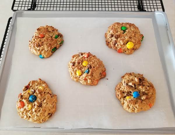 Monster Cookies  *large Batch* Recipe