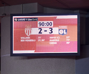 🎥 Une bagarre a éclaté sur la pelouse après la victoire de Lyon à Monaco